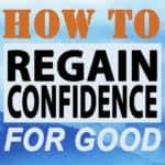 Regain Confidence