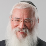 Rabbi Manis Friedman Headshot